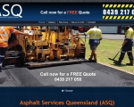 Asphalt Services Queensland