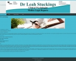 Dr Leah Stickings